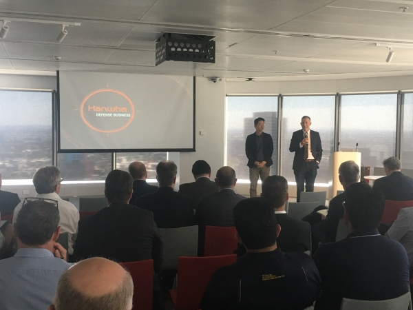 Hanwha Land 400 / Phase 3 Industry Engagement Event