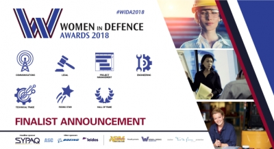 Nominations open for ADM's Women in Defence Awards