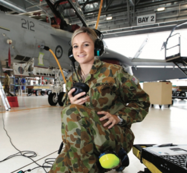 Air Force Technical Camp for Young Women