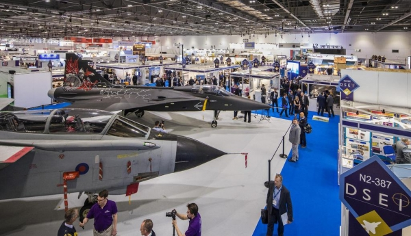 Defence & Security Equipment International